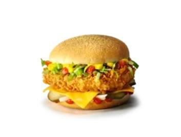 чизбургер де люкс