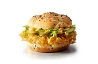 острый шефбургер кфс