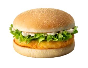 чикенбургер в кфс меню