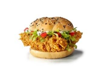 шефбургер томато в кфс меню