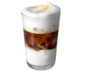 айс кофе в кфс